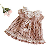 Little Angel Baby Dress