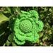 Lettuce Pincushion pattern