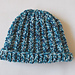 Warm Adult Tweedy Hat pattern