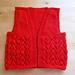 Bibi - Baby Girl's Gilet / Bodywarmer pattern