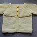 Babbity Baby Jacket pattern