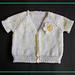 Mimosa Baby Cardigan Jacket pattern