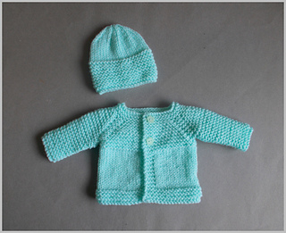 Knitting Pattern pour bébé 6m-2yrs Veste Pantalon /& Couverture Set Lacy wwm M8A