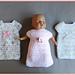 Stella - Crochet Angel Baby Gown pattern