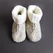 Baby Hug Boots pattern
