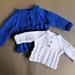 Freddie Cabled Baby Jacket pattern