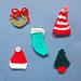 Mini Christmas Appliqués pattern