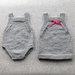 Lazy Days Romper and Pinafore Dress pattern