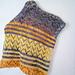 La Pioggia Cowl pattern