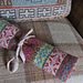 Norah Fairisle Needle Wrap pattern