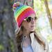 Neon Jungle Hat pattern