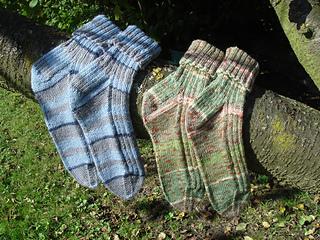 autumn leaves socks