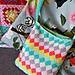 Harlequin Bag pattern