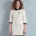 #091-T12-632 Robe Femme pattern