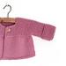 Rebeca de punto -Pink Lady pattern