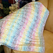 Simple Texture Baby Blanket pattern