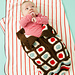 Cocoa Swaddle pattern