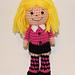 Emily Elizabeth Doll pattern