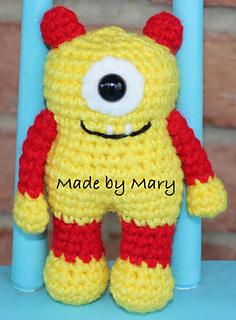 Monster Mash Archives - I Like Crochet | 320x236