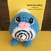 Poliwag Pokemon pattern
