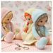 Little Yarn Dolls : Method 2 pattern