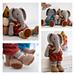 Tearoom Boy Elephant: Method 1 pattern