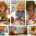 DOLLS from the TEAROOM pattern