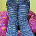 #12 Adult Basic Socks pattern
