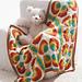 Mod Baby Blanket pattern