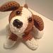 Lily Baby Beagle Amigurumi Stuffed Puppy Dog pattern
