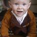 Magic Trick Baby Sweater pattern