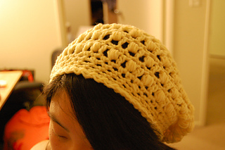 Slouchy Hat in Dolcetto [#2]