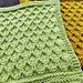 Mock Honeycomb Dishcloth pattern