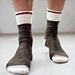 You Better Work Socks pattern