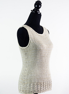 A perfect piece for layering in the winter or by itself in warmer weather this tank is sure to please