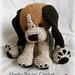 Rusty the Beagle Pup pattern