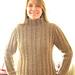 # 05 Eyelet Sweater pattern