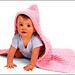 Hooded Baby Blanket (crochet) pattern