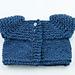 Cozy Cropped Bolero pattern
