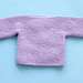 One-Piece Baby Pullover pattern