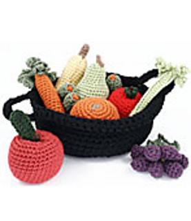 Crochet fruits and vegetables Crochet pattern #vegetables #fruits #amigurumi  #pattern #playfood | Crochet fruit, Crochet plant, Crochet patterns | 320x277