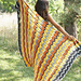 Shaded Chevrons Blanket (5 Color) pattern