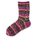 Spiral-Striped Socks pattern