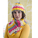 Montmartre Hat and Scarf (Scarf) pattern