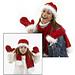 Santa Claus Hat (Crochet) pattern