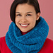 Cushy Knit Cowl pattern