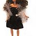 Glamorous Doll Dress and Stole pattern