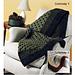 Big Granny Square Crochet Afghan pattern