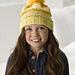 Jazzy Knit Hat pattern