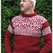 Men's Nordic Sweater pattern